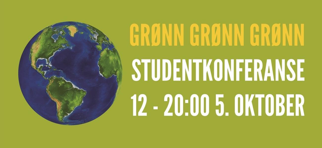 Grønn studentkonferanse 2