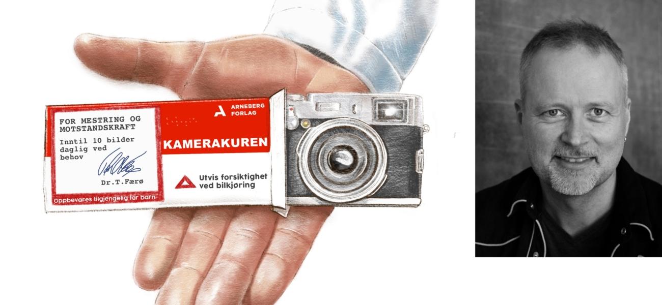 Kamerakuren: boklansering
