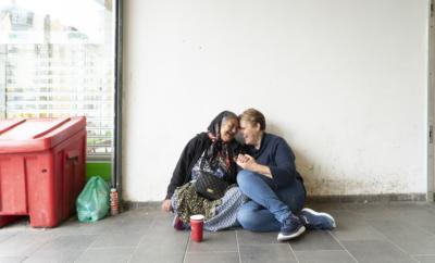 Kjærlighet i tiggernes tid