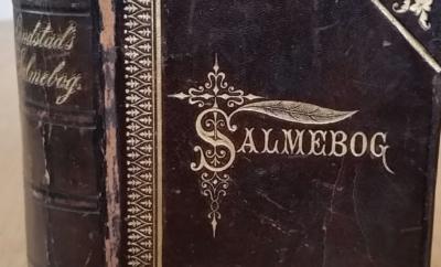 150-årsminne for den første norske salmeboken