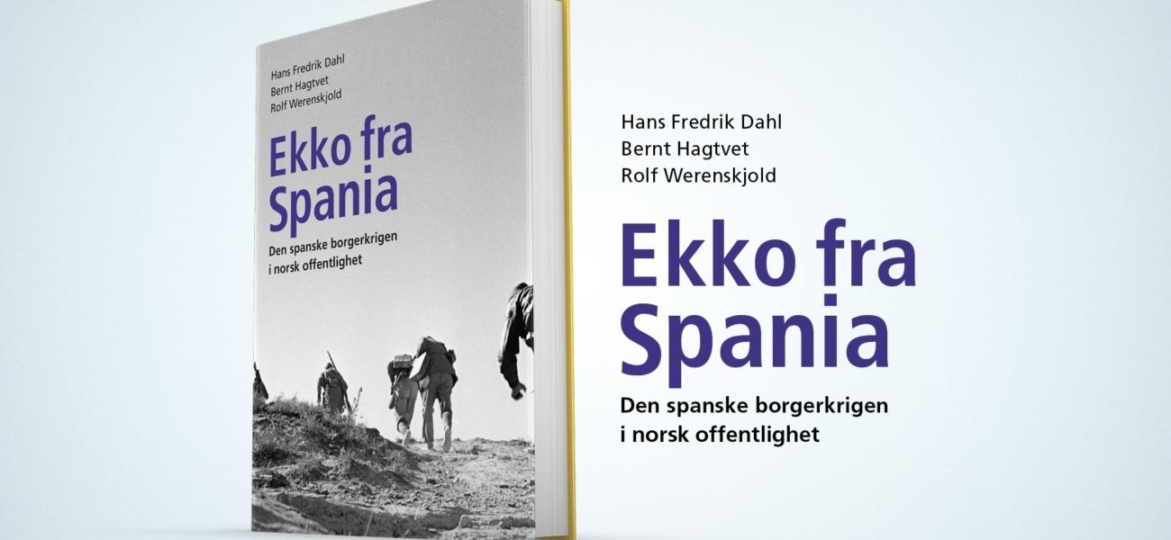 Boklansering: Ekko fra Spania