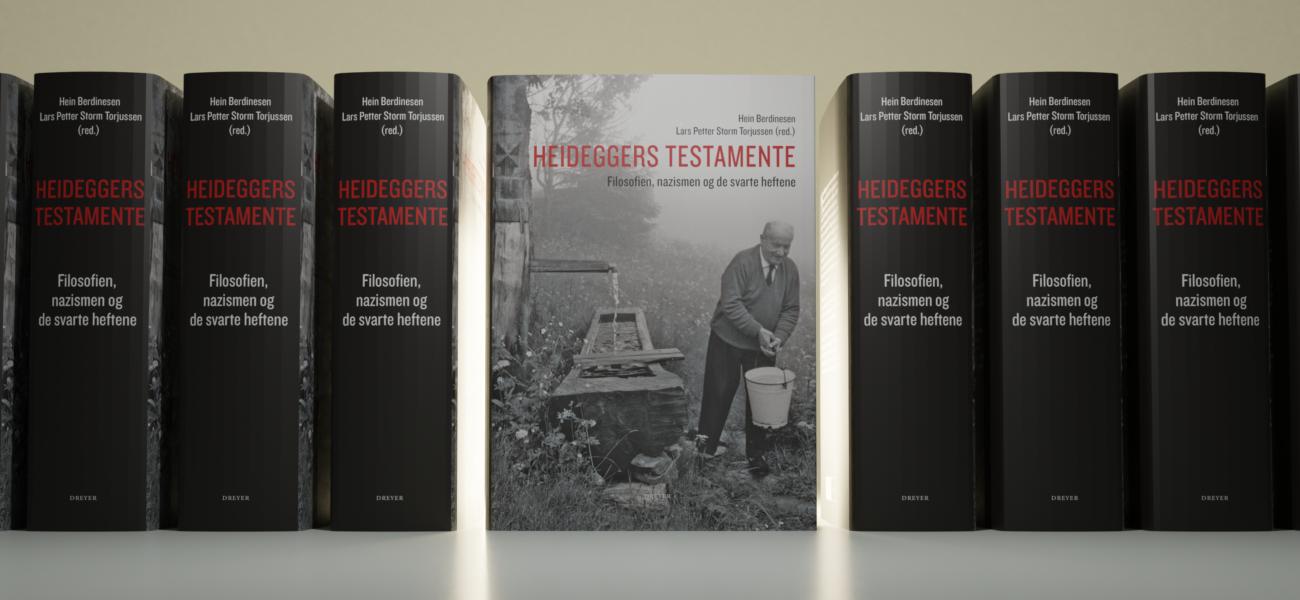 Boklansering: «Heideggers testamente»