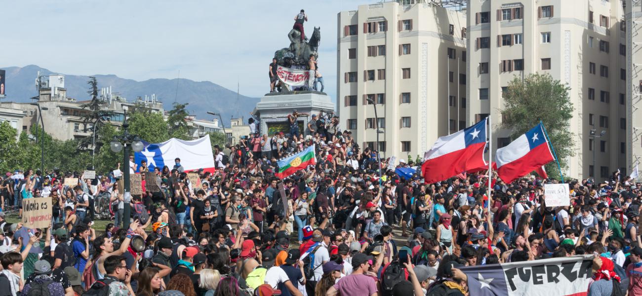 """Chile: Politikk, makt og ulikhet i Sør-Amerikas """"idealdemokrati"""""""