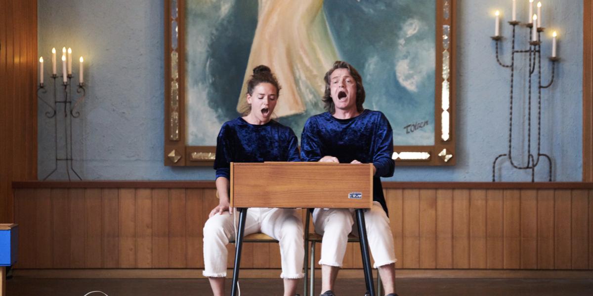Jahn Teigen i våre hjerter. Med Marie Bergby Handeland og Morten Liene
