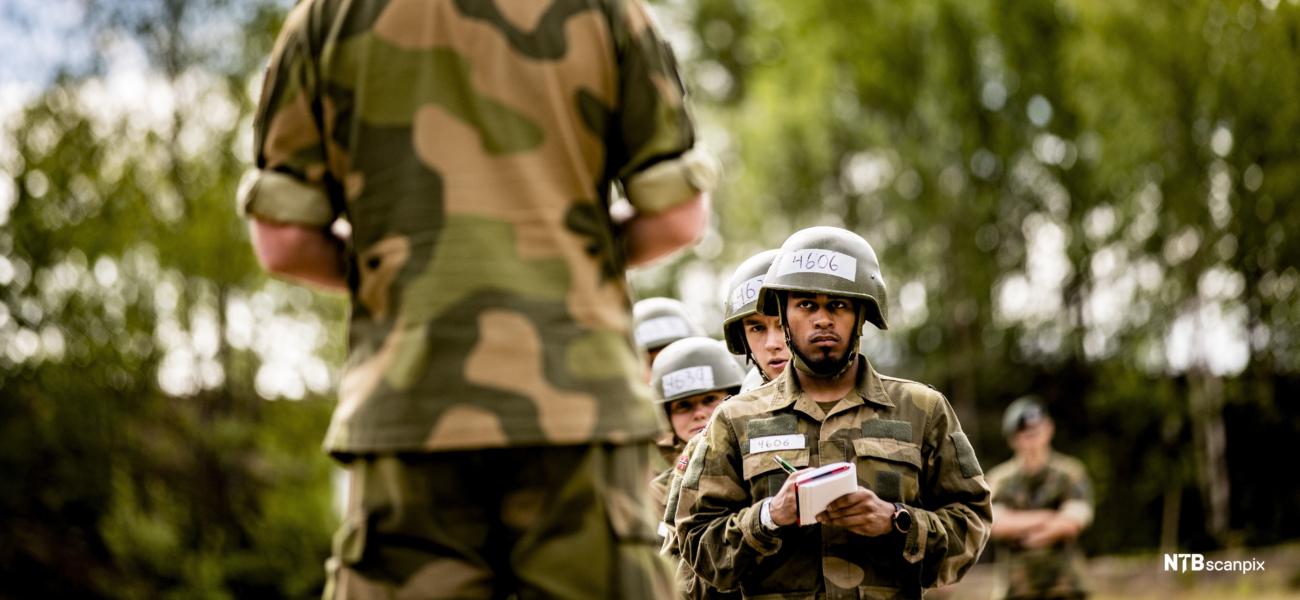 Militærmaktseminaret 2019