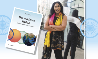 The modern India has arrived in Norway