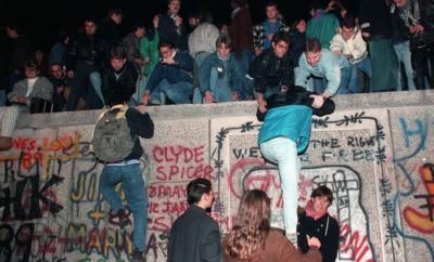 30 år siden berlinmurens fall 1