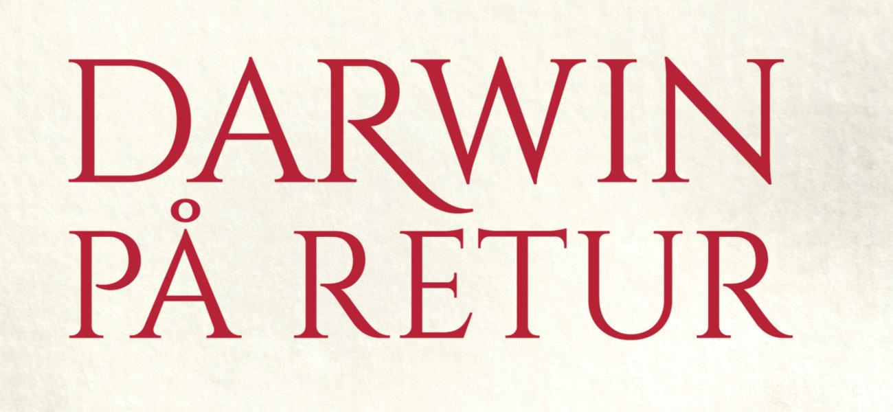 Boklansering: Darwin på retur