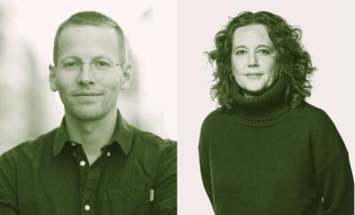 Trygve Svensson og Cora Alexa Døving