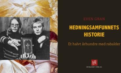 Boklansering: Hedningsamfunnets historie