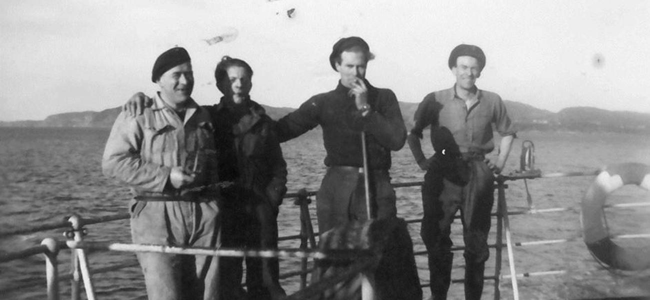 Gjensyn med andre verdenskrig: Rolf Hobson