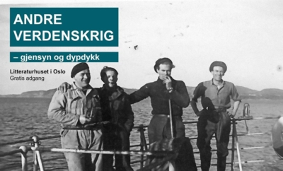 Gjensyn med andre verdenskrig: Tom Kristiansen