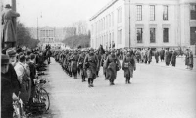 Hva er det med andre verdenskrig?