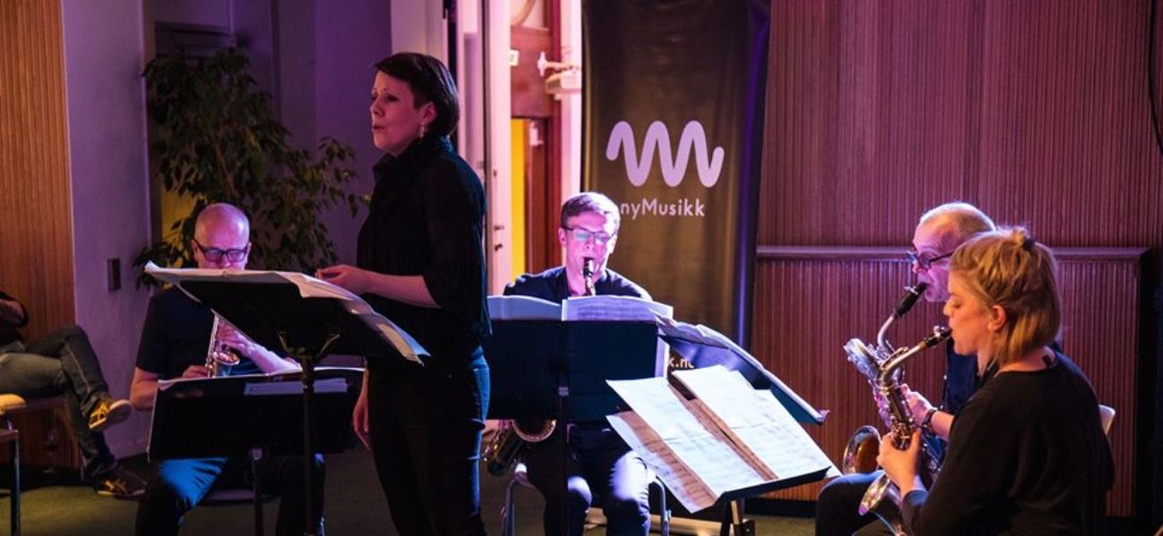 Konsert med NoXaS og Berit Norbakken