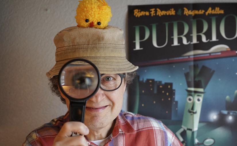Purriot og den hodeløse mannen 2