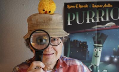 Purriot og den hodeløse mannen