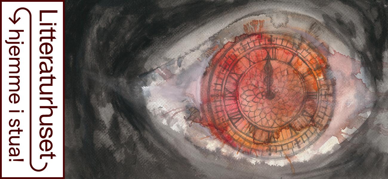Pestlitteratur: «Den røde døds maske»