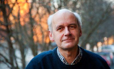 Boklansering - Arne Johan Vetlesen og klimakrisen