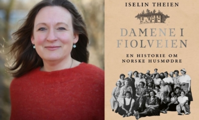 Boklansering: Damene i Fiolveien