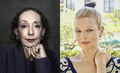 Møt Nobel-favoritten Joyce Carol Oates!
