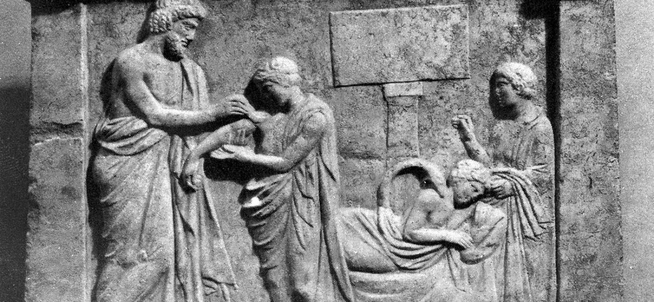 Når kroppen hviler, er hjernen våken: Drømmer i antikken