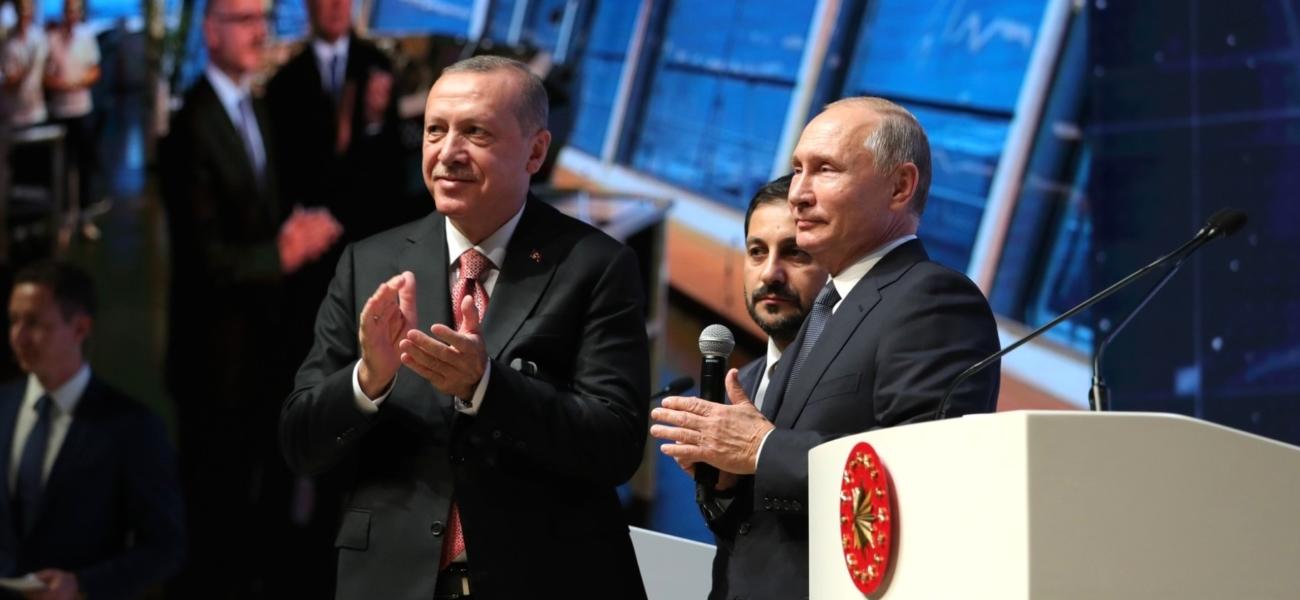 Den russiske staten og energiselskapene