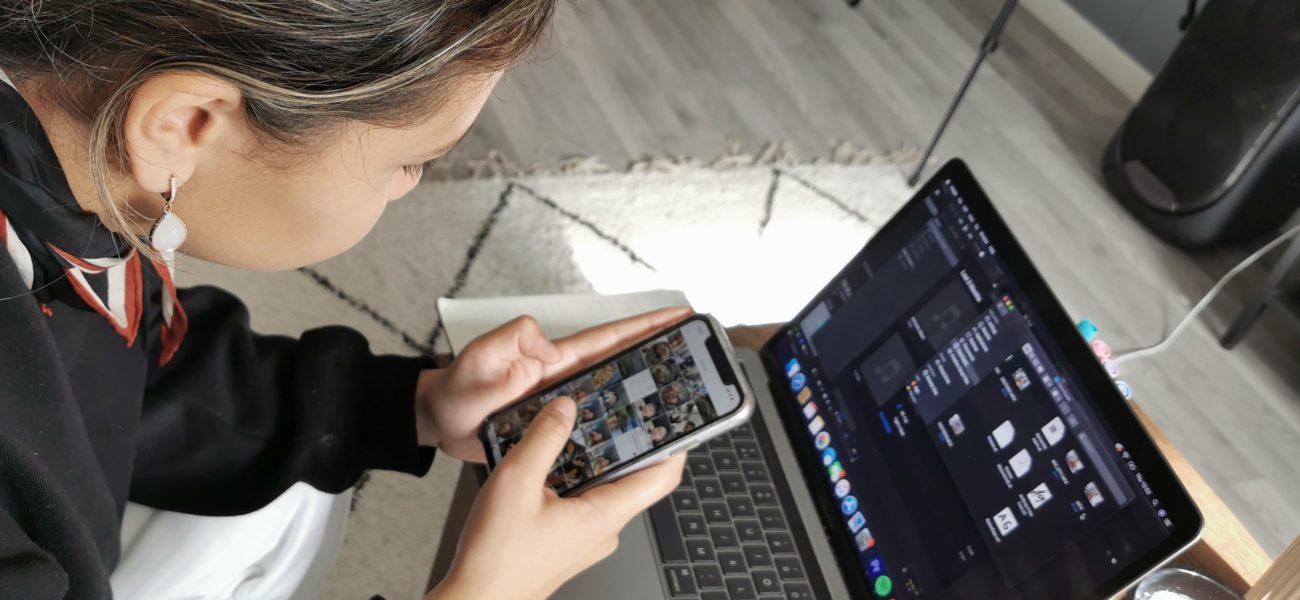 Hvordan studere sosialt liv i og gjennom skjermer?