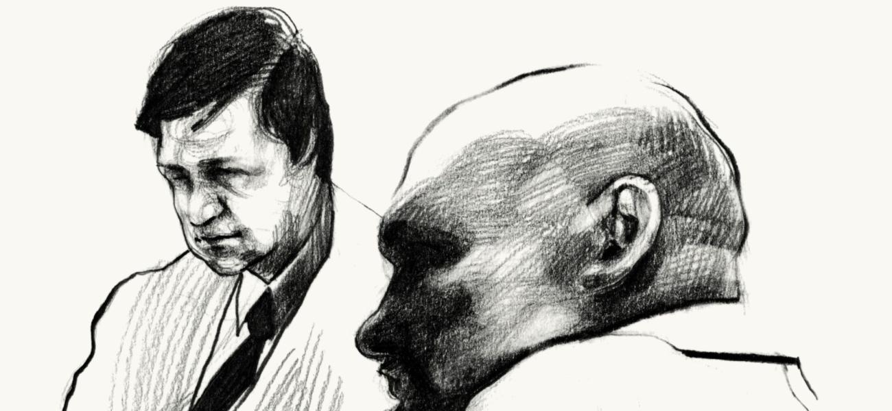 Boklansering: Forbrytelsens ansikt