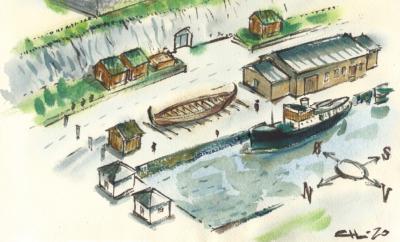 Bygge vikingskip i Oslo?