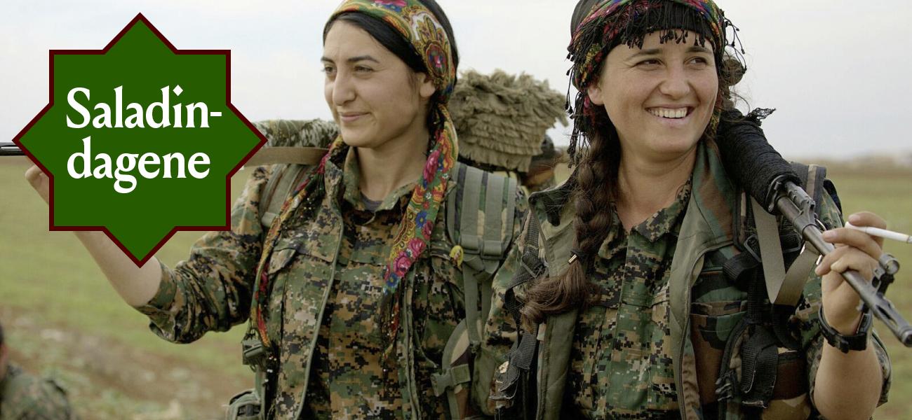 Kort fortalt: Kurderne i Syria 2