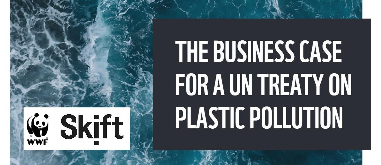 Næringslivet etterlyser global plastavtale