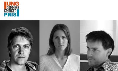 Positivt panel: offentliggjøring av nominerte til Ungdommens kritikerpris 1