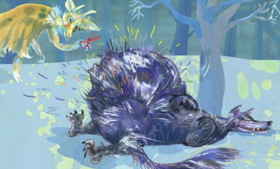 Ulven og de syv geitekillingene