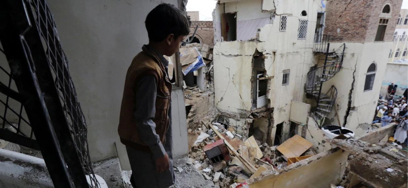 Kongeriker i krig - Den arabiske halvøy og Jemen 2